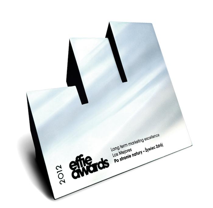 Srebrne Effie 2012 - Los Mejores