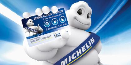 Serwis Klienta MICHELIN