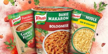 Knorr – Smak Dopisuje